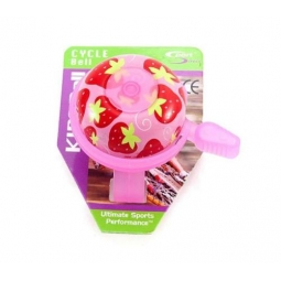 Sport Direct Cycle Bell, Kids Pink Bike Bell