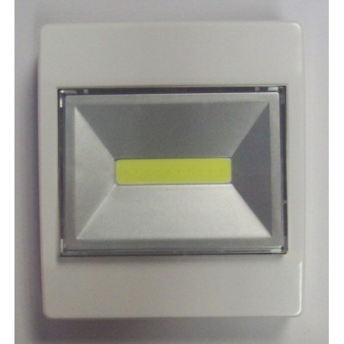 3W LED COB Switch Light Portable Novelty Night Light Reading Light 200L