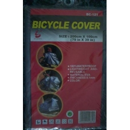 Waterproof Bicycle Cover - 200cm x 100cm