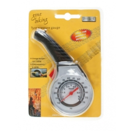 BoyzToyz - Gone Biking - Tyre Pressure Gauge For Indoor & Outdoor Use