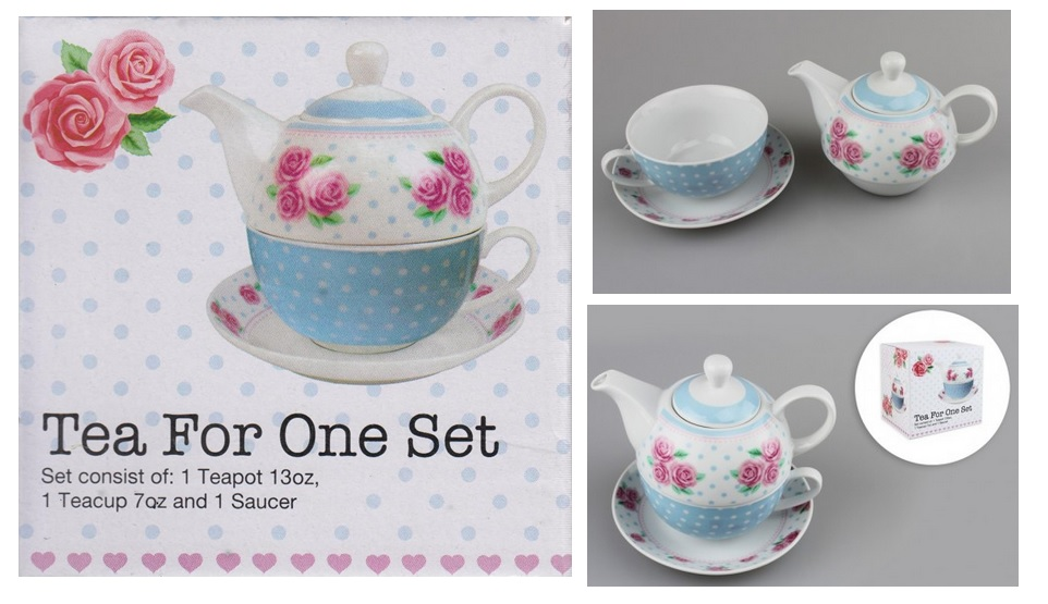 Rsw Afternoon Tea Set for One
