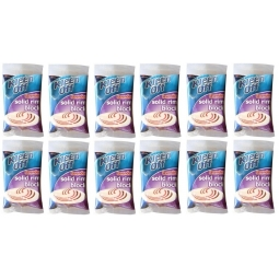 Kleen Off - Solid Toilet Rim Block - Cleans & Freshens - PACK OF 12 - Lavender