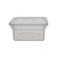 Spacemaster Small Stackable Storage Craft Hobby Boxes 18cm x 16cm x 9cm Lid