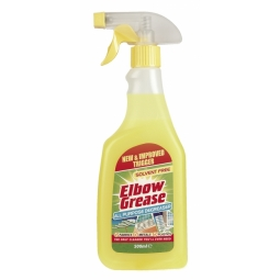 Elbow Grease All Purpose Degreaser 500ml Trigger Clean Bathroom Kitchen