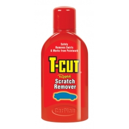 T-cut The Original Rapid Light Scratch Remover Cover Corrector Car Paint 500ml