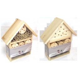 Outdoor Wooden Insect House