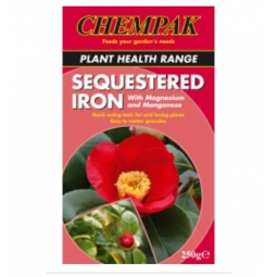 Chempak Sequestered Iron