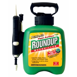 Round Up Pressurised Sprayer
