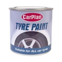 CarPlan Car Tyre Paint Restore New Tyre Look 250ML