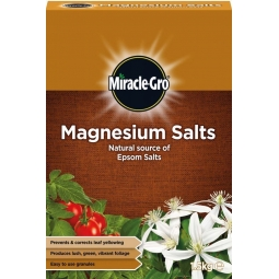 Miracle-Gro Magnesium Salts Natural Sourse Of Epsom Salts 1.5kg