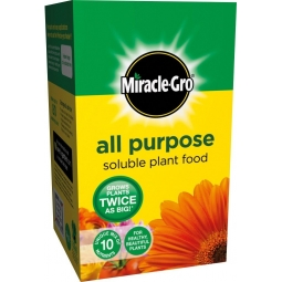 Miracle-Gro All Purpose Soluble Plant Lawn Food With Essential Nutrients 500g