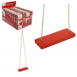 Christmas Naughty Elf On A Swing Seat Ideal For Your Naughty Elf