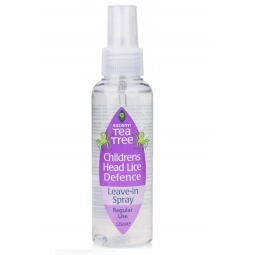 Head Lice Defence Spray