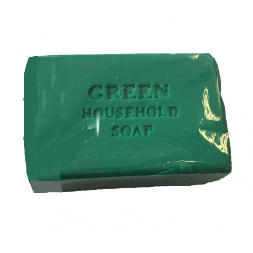 Green Household Laudry Soap Traditional Pre Wash Soap Bar 125g