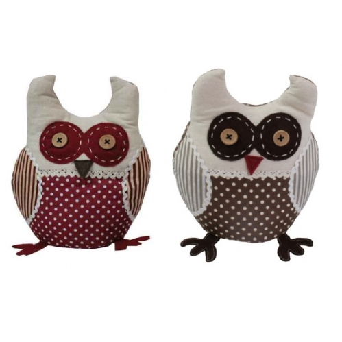 JVL OZZY OWL DOORSTOP Sent At Random