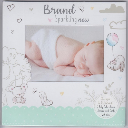 Baby Boy Reveal Cards