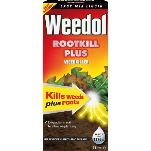 Rootkill Plus Weed Killer 1L
