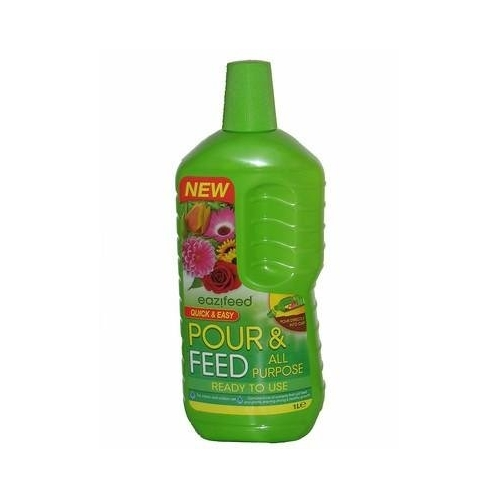 Eazifeed - Pour & Feed All Purpose Plant Food - 1 Litre