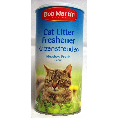Bob Martin Cat Litter Freshner Meadow Fresh Scent 500g - Just Simply Sprinkle