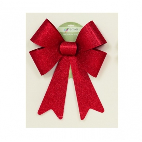Giant Red Bow 50cm