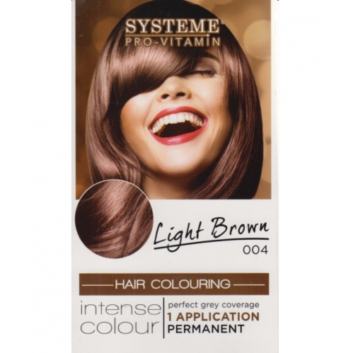 Light Brown Hair Dye SYS1014