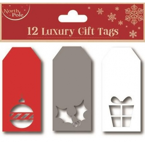 12 Luxury Gift Tags