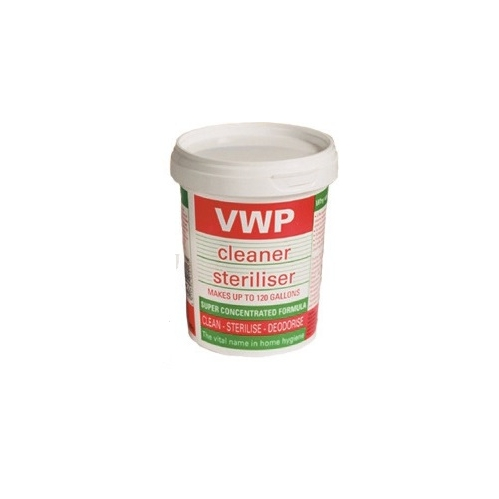 400g VWP Cleaner Steriliser Powder For Home Cleaning Homebrewing
