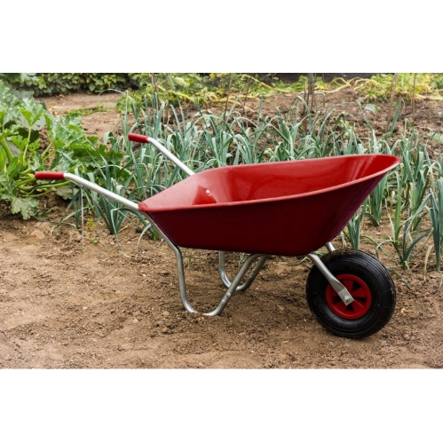 Red Wheelbarrow 85L