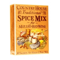 Spice Mix For Mulled Red Wine