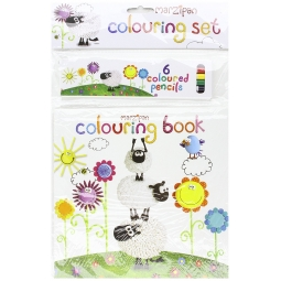 Marzipan Colouring Set