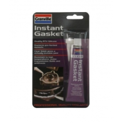 Granville Instant Gasket RTV Silicone Clear For Invisible Joint 40g Tube