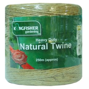 250m Natural Twine
