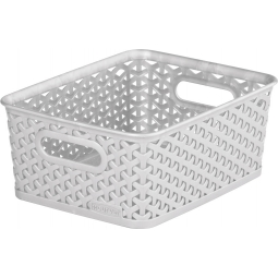 Grey 8L Curver Basket