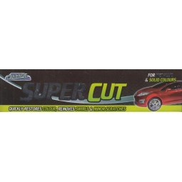 Car-pride Super Cut 180ml - Restores Colour, Removes Swirls & Minor Scratches