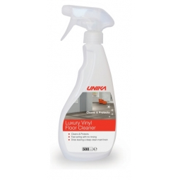 Luxury Vinyl Floor Cleaner 500ml Cleans and Protects Fast Acting Trigger Spray