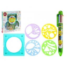Spiral Drawing Set
