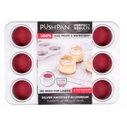 12 Cup Push Pan Muffin 53440