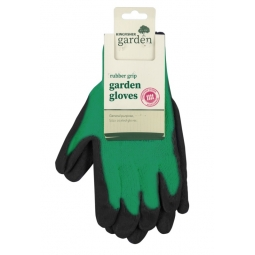 Kingfisher Medium All Purpose Rubber Strong Grip Gardening Agriculture Gloves