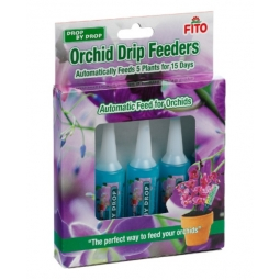 Fito Orchid Plant Food Drip Feeder 15 Day Slow Release Food Drops 32ml Each