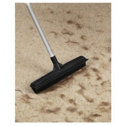 Rubber Bristled Broom