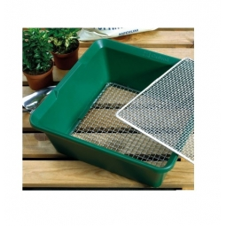 Garland 2 In 1 Deep Garden Potting Soil Sieve 6mm & 12mm Removable Mesh Grids