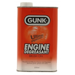 Gunk Engine Degreasant Degreaser 500ml, Car cleaning