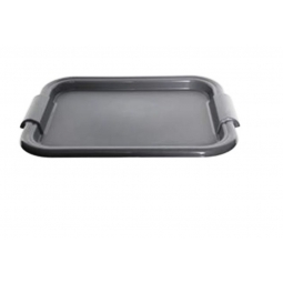 Plastic Silver Serving Tray