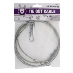 Dog Tie Out Cable Extension