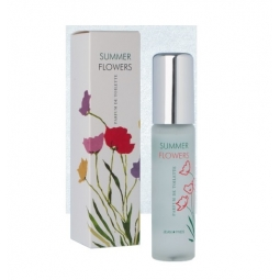 Milton Lloyd Summer Flowers Parfum De Toilette Perfume Fragrance Her 50ml
