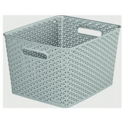 18L Grey Curver Basket