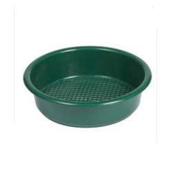 Strata 35.5cm Plastic Garden Potting Soil Weed Sieve 10cm Depth 0.9mm Grid Size