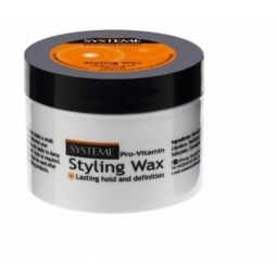 System Styling Wax