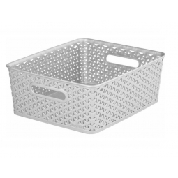 13L Grey Curver Basket