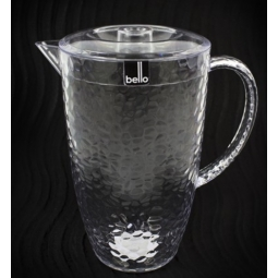 Bello Clear Plastic Drinks Pitcher 2L With Lid Outdoor Dining BBQ's Pims Water